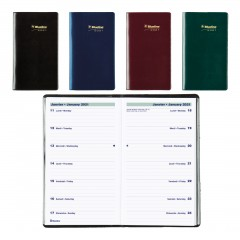 Two-Week Pocket Planner 2021, Assorted Classic