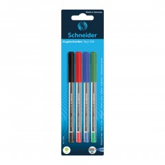 Tops 505 Ballpoint Pens M, 4 pieces - Assorted