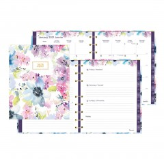 MiracleBind™ Passion Collection Weekly Planner 2021, Floral