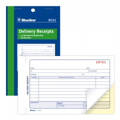 Delivery Receipts