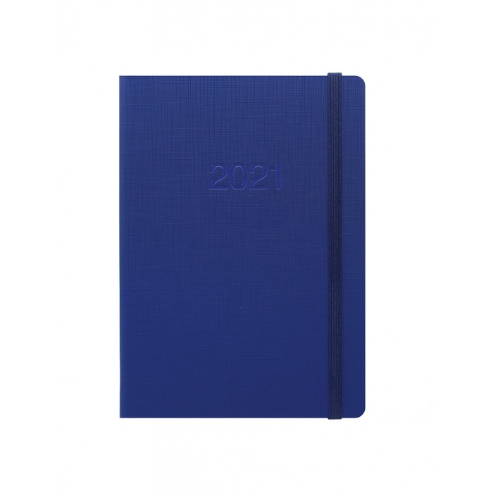 Memo A5 Week to View Diary 2021