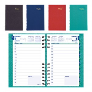 Daily CoilPro Planner 2021, Assorted