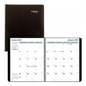 Monthly Planner 2021