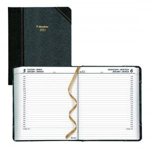 Daily Planner 2021, Green