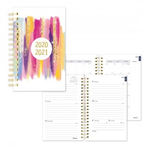 Academic Weekly Planner Stardust 2020-2021 - English