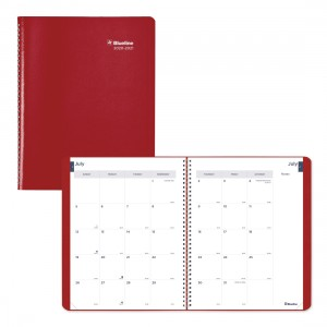 Academic Monthly Planner Classic 2020-2021 - English