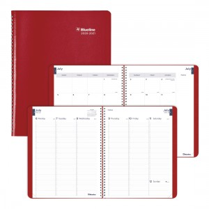 Academic Weekly Planner 2020-2021 - English