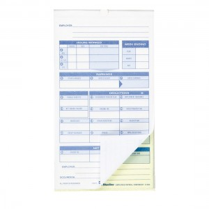 Payroll Statement