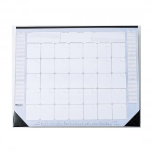 Monthly Perpetual Desk Pad