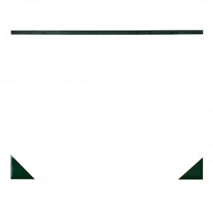 EcoLogix Plain Desk Pad