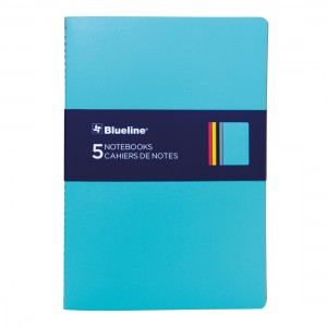 5-Pack Notebooks