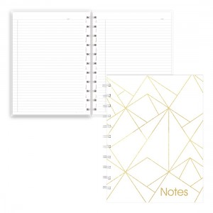 MiracleBind Gold Collection Notebook
