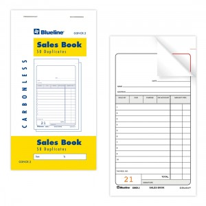 Sales Books